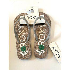 ROXY Women's Melon III Flip Flop Sandals Size 8